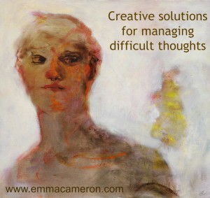 creative solutions for managing difficult thoughts