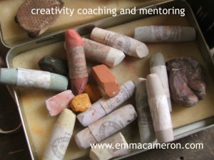 creativity coaching & mentoring