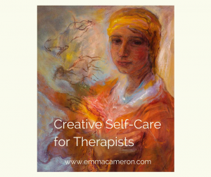 Creative Self-Care for Therapists