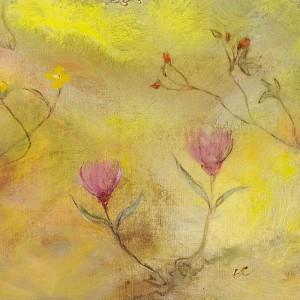 Flowers (detail) ©Emma Cameron 2015