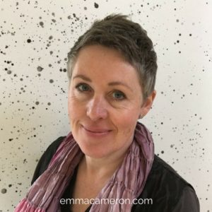 Emma Cameron Integrative Arts Psychotherapist