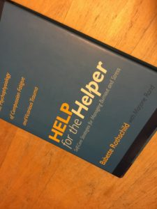 Book: Help for the Helper. Rothschild