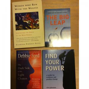 4 inspiring self-help books for women