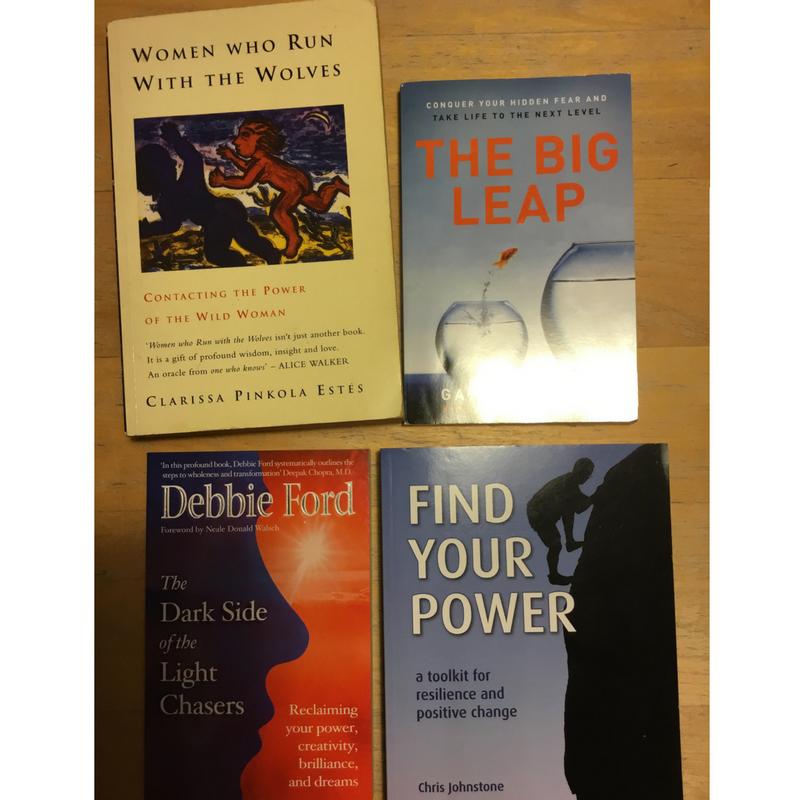 4 Inspiring Self Help Books For Women