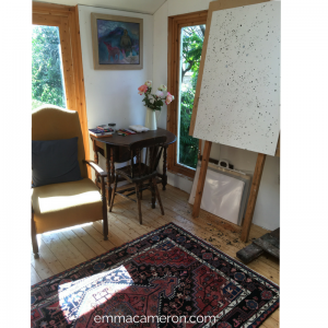 What is Art Therapy? Picture of Art Therapy studio