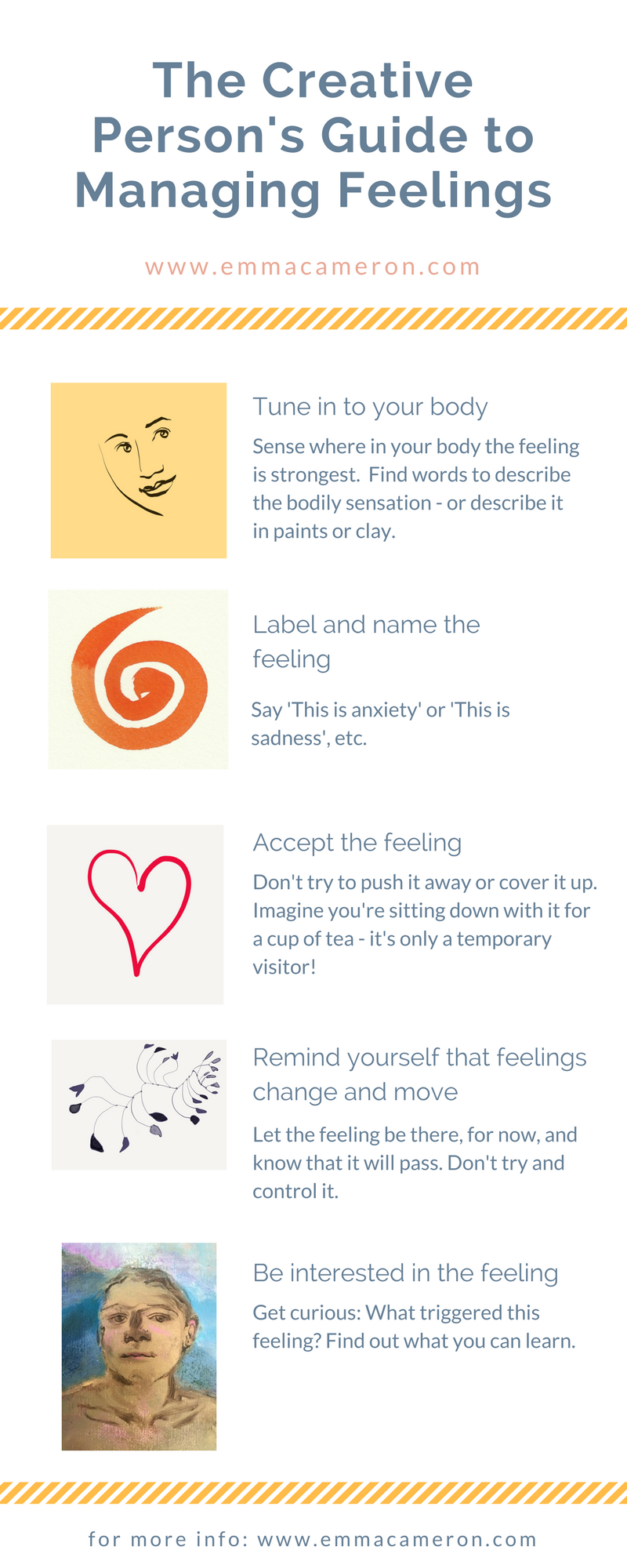 The Creative Person's Guide to Managing Feelings
