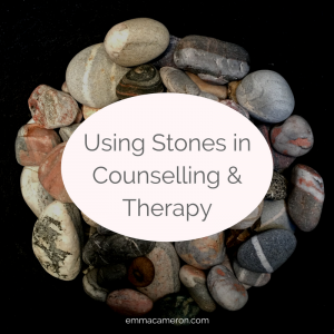 Using Stones in Counselling and Therapy