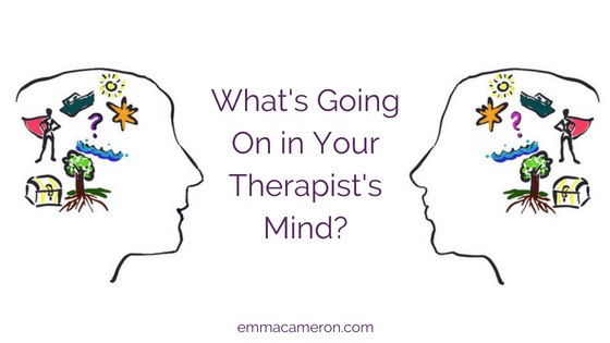 What's Going On in Your Therapist's Mind?