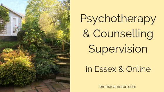 Essex Supervisor for Psychotherapy Counselling