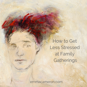 How to Get Less Stressed at Family Gatherings