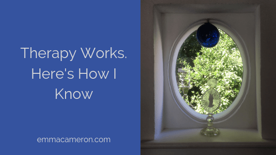 Therapy works - title image - window
