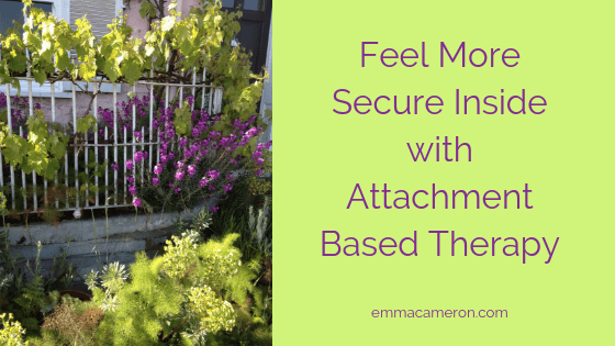 Flowers illustrating Attachment based psychotherapy Essex