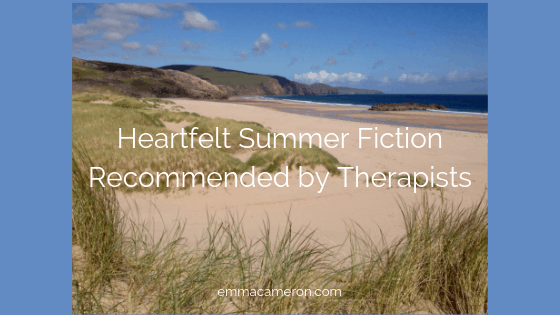 heartfelt summer fiction recommended by AEDP therapists