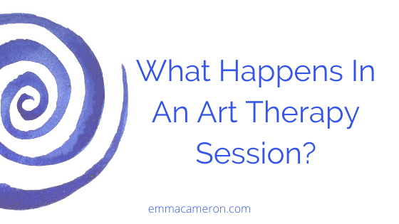 What Happens in an Art Therapy Session?