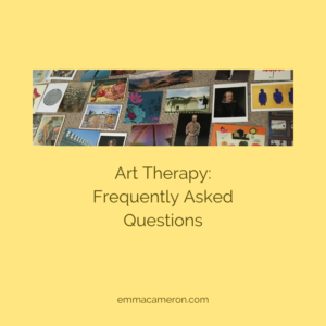 Art Therapy frequently asked questions